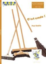 C' Est Crado ! Scène de Balais...) Paul Collin laflutedepan.com
