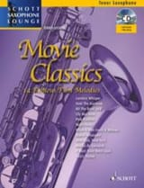 Movie Classics - 14 Famous Film Melodies Partition laflutedepan.com