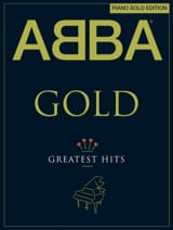 ABBA - Abba Gold - Greatest Hits - Piano Solo Edition - Sheet Music - di-arezzo.co.uk