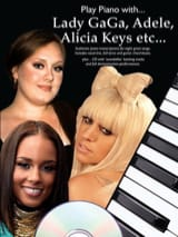 - Play Piano With... Lady Gaga, Adele, Alicia keys etc. - Partition - di-arezzo.fr
