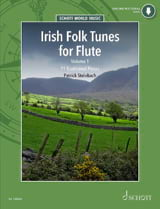 Irish Folk Tunes for Flute - 71 Traditional Pieces - laflutedepan.com