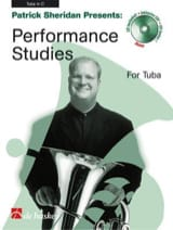 Performance Studies for Tuba Patrick Sheridan laflutedepan.com