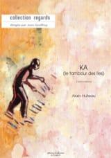 KA Le Tambour des Iles Alain Huteau Partition laflutedepan.com