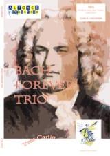 Yves Carlin - Bach forever trio - Partition - di-arezzo.fr