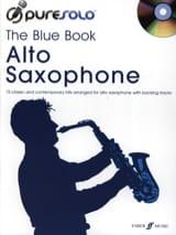 Pure Solo - The Blue Book Partition Saxophone - laflutedepan.com