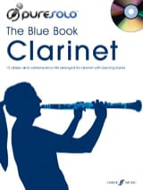 Pure Solo - The Blue Book - Partition - laflutedepan.com