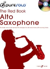 Pure Solo - The Red Book Partition Saxophone - laflutedepan.com