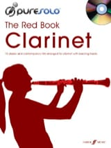 Pure Solo - The Red Book Partition Clarinette - laflutedepan.com