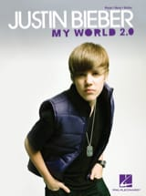 My World 2.0 - Justin Bieber - Partition - laflutedepan.com