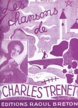 Les Chansons de Trenet Album N° 3 Charles Trenet laflutedepan.com
