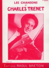 Charles Trenet - The Songs of Trenet Album N ° 4 - Sheet Music - di-arezzo.com
