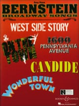 Bernstein Broadway Songs - Easy Piano - laflutedepan.com