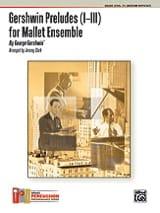 Gershwin Preludes I-III) for Mallet Ensemble laflutedepan.com