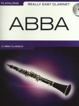 Really Easy Clarinet - Abba ABBA Partition laflutedepan.com
