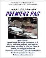 Premier Pas Douvan Marc De Partition Batterie - laflutedepan