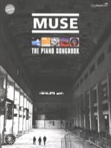 The Piano Songbook Muse Partition laflutedepan.com