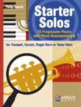 Philip Sparke - Starter Solos - Partition - di-arezzo.fr