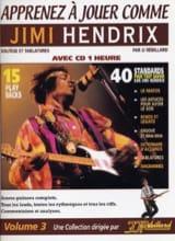 Apprenez à jouer comme Jimi Hendrix volume 3 laflutedepan.com