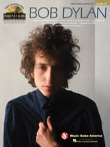 Bob Dylan - Piano Play-Along Volume 107 - Bob Dylan - Partition - di-arezzo.fr