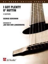 I Got Rhytym George Gershwin Partition Guitare - laflutedepan.com