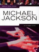 Michael Jackson - Really easy piano - Michael Jackson - Sheet Music - di-arezzo.com