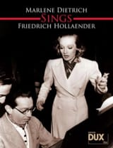 Marlene Dietrich - Marlene Dietrich sings Friedrich Hollaender - Partition - di-arezzo.fr