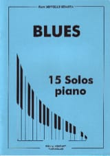 Pierre Minvielle-Sebastia - Blues - 15 Solos piano - Sheet Music - di-arezzo.co.uk