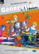Eric Thiévon - Bateria de generacion - Duos y Trios - Partitura - di-arezzo.es