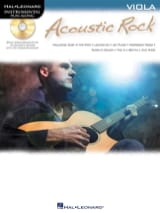 Acoustic Rock - Instrumental Play-Along Partition laflutedepan.com