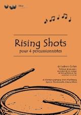 Rising Shots Ludovic Cutaia Partition laflutedepan.com