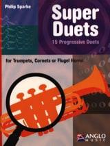 Philip Sparke - Super Duets - 15 Progressive Duets - Partition - di-arezzo.fr