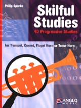 Philip Sparke - Skilful Studies - 40 Progressive Studies - Sheet Music - di-arezzo.co.uk