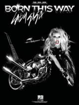 Born This Way Gaga Lady Partition laflutedepan.com
