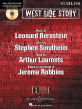 West side story - Instrumental play-along BERNSTEIN laflutedepan