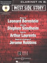 West Side Story BERNSTEIN Partition Clarinette - laflutedepan