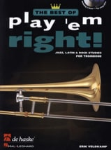 Erik Veldkamp - The Best of Play 'em Right - Jazz, Latin & Rock Studies - Partition - di-arezzo.fr