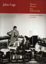 Dance Music for Elfrid Ide - Conducteur - John Cage - laflutedepan.com