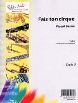Pascal Berne - Do Your Circus - Sheet Music - di-arezzo.com