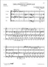 Golliwogg's Cakewalk - Claude Debussy - Partition - laflutedepan.com