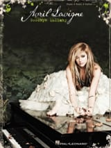 Goodbye Lullaby Avril Lavigne Partition laflutedepan.com