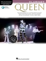 Queen - Updated Edition Queen Partition Clarinette - laflutedepan