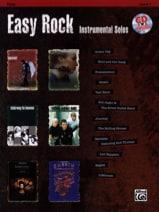 Easy Rock - Instrumental solos Level 1 Partition laflutedepan.com