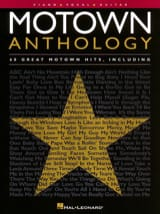 Motown anthology - 68 Great motown hits Partition laflutedepan.com