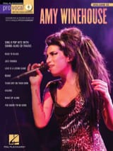 Amy Winehouse - Pro Vocal Women's Edition Volume 55 - Amy Winehouse - Partition - di-arezzo.fr