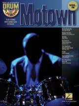 Drum play-along volume 18 - Motown Partition laflutedepan.com