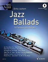 Jazz ballads - 16 Famous Jazz Ballads Partition laflutedepan.com