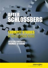 Max Schlossberg - After Schlossberg - Trumpet Studies - Sheet Music - di-arezzo.co.uk
