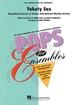 Yakety Sax - Pops For Ensembles Randolph Boots laflutedepan.com