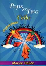 Pops for Two - Cello Partition Violoncelle - laflutedepan.com