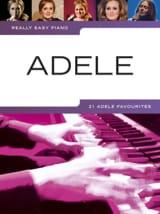 Really easy piano - Adele Adele Partition laflutedepan.com